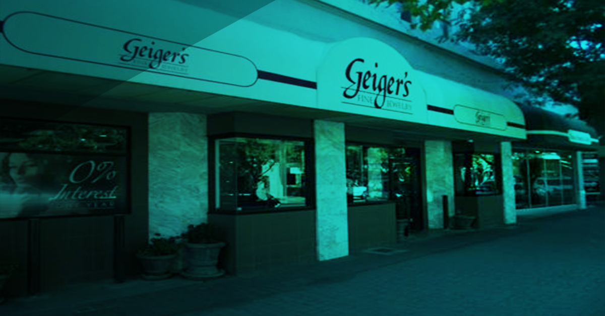 From jewelry claim to replacement in one week at Geiger's Fine Jewelry